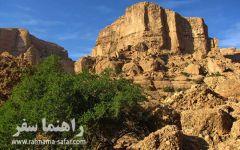کوه تنگوان و تنگ بتا خوزستان