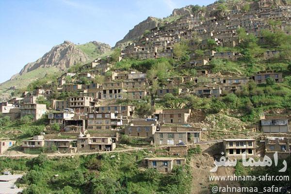 روستاي اورامانات كردستان