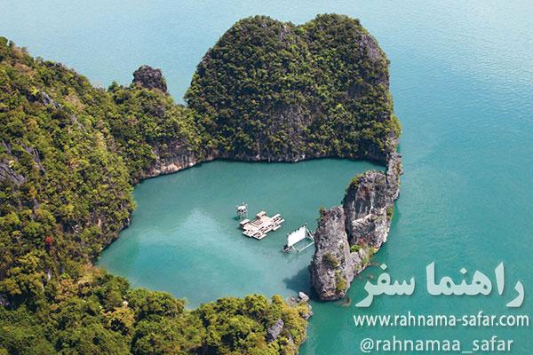 جاذبه هاي گردشگري تايلند