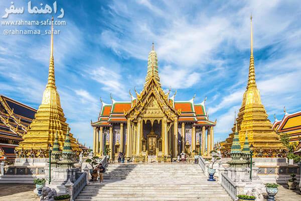 معبد وات ترایمیت (Wat Traimit)